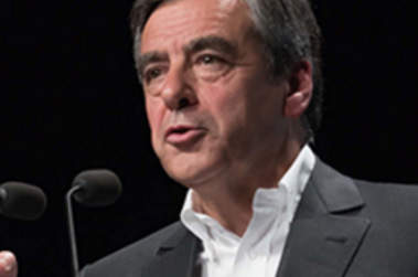 Francois fillon en meeting
