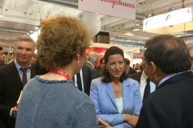 Paris Healthcare Week : Agnès Buzyn