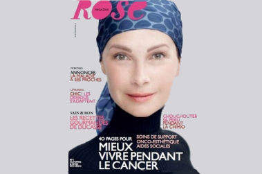 Cancer rose magazine