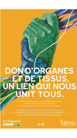 don d'organes campagne 2020