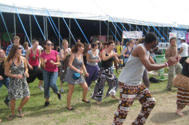 danse africaine solidays