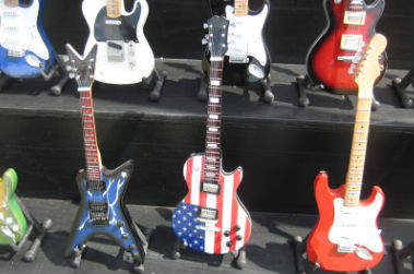 guitares solidays