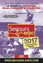 affiche secours expo 2017