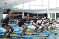 Le sport en vogue sur MNH HOP : Aqua stand up