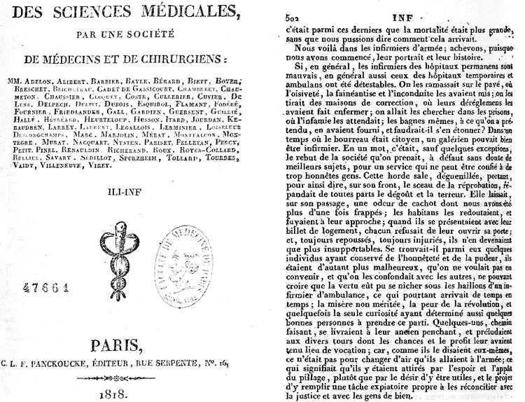sciences medicales