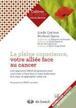 pleine conscience alliée face cancer couverture