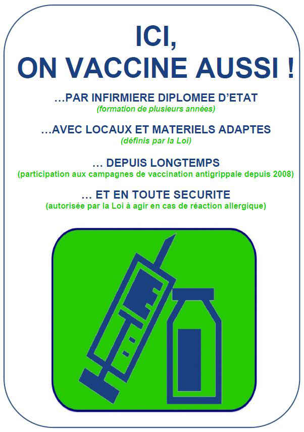 action vaccination grippe Sniil