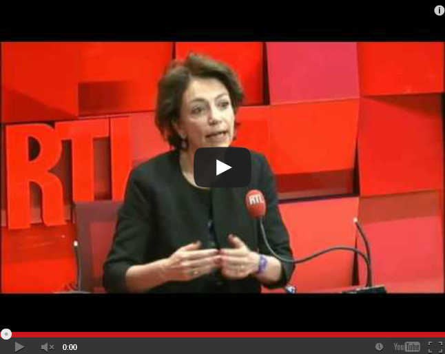 Sunshine Act... Marisol Touraine argumente
