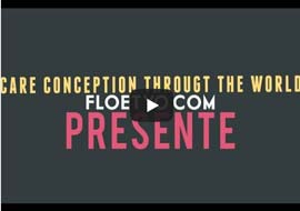 Flo & Yo présentent Care Conception Through the World