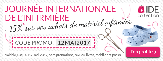 IDE Collection Journée Internationale de l'infirmière