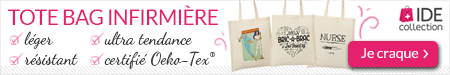 IDE Collection - Tote bag infirmières