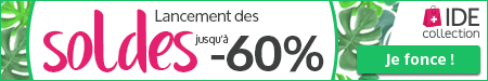 IDE Collection : Soldes -60%