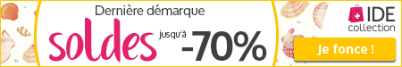 IDE Collection : Soldes -70%