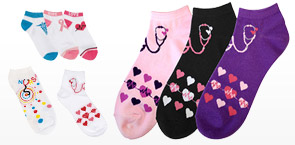 chaussettes infirmieres