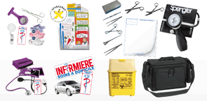 packs professionnel infirmier